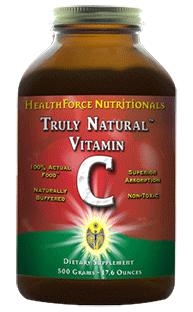 echte natuurlijke vitamine c