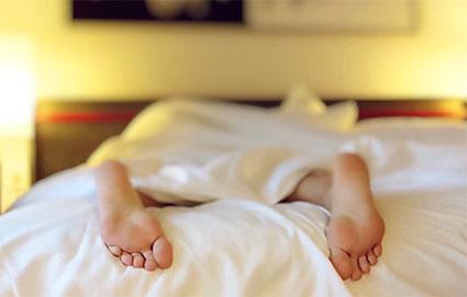energiegebrek, slapen