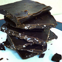 chocolade, Eet je gelukkig