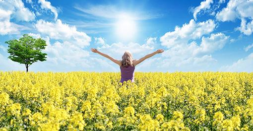 Happy Healthy You, gelukkig zijn
