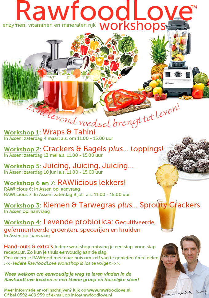 rawfood workshop