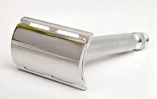 Gillette vintage Tech krabber